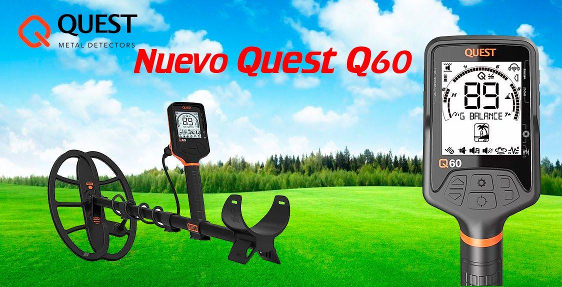 Presentación Quest Q60