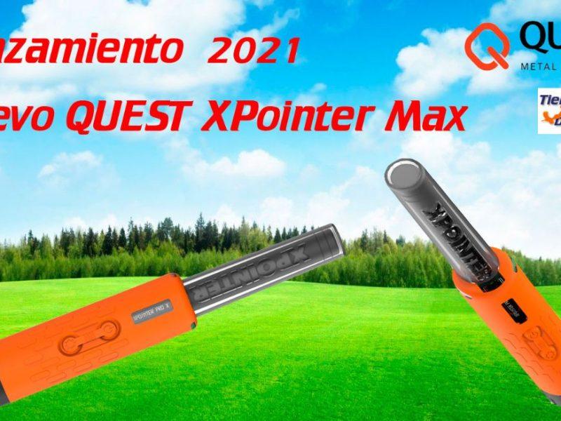 Nuevo QUEST XPointer Max. Aquí lo tienes!