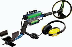 Detector de Metales Sumergible, Detector de Metales Acuatico, Detector de Metales Submarino