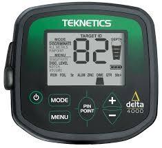 Detector de Metales Teknetics, Detector Teknetics, Teknetics Eurotek Pro