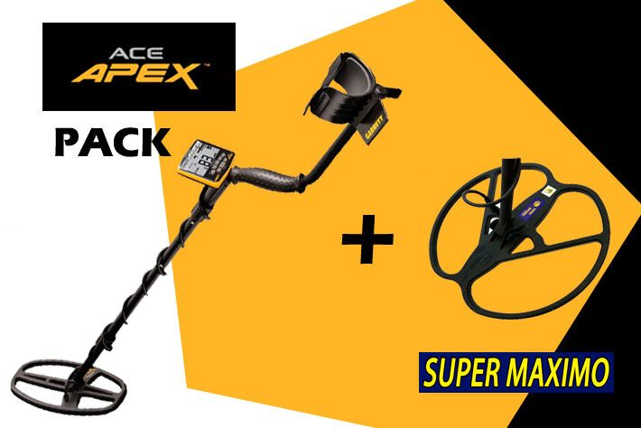 Pack Garrett Apex | Hispania Super Maximo
