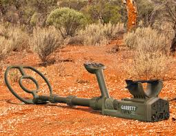 Detector pepitas de oro Garrett ATX