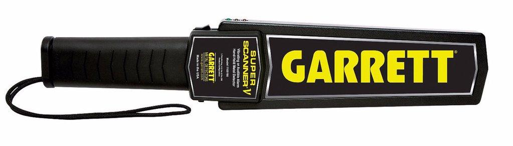 Detector de metales Garrett SuperScanner