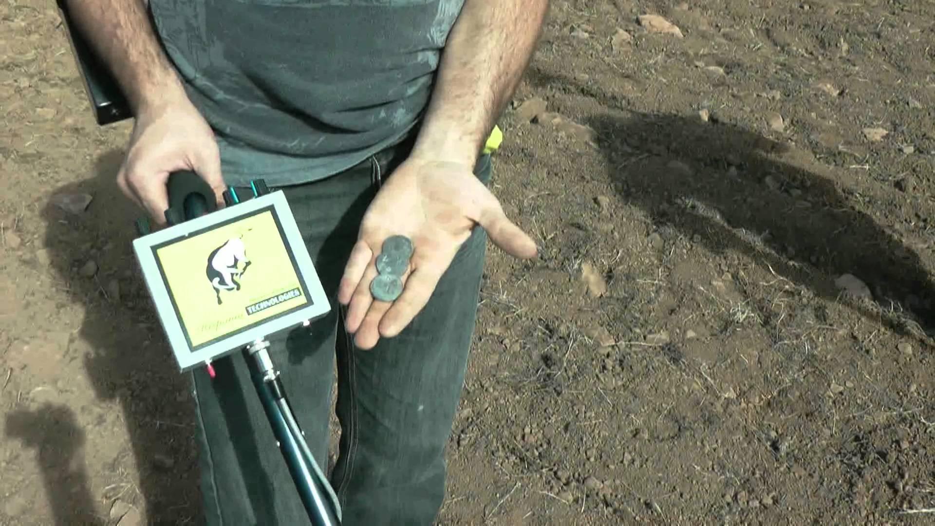 Detector de metales HISPANIA HT ONE PRO