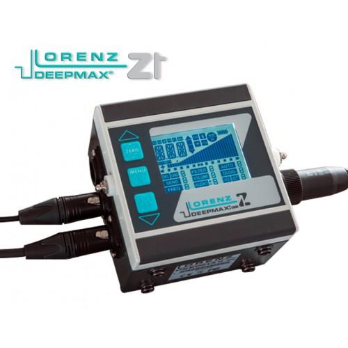 Detector de metales Lorenz Deepmax Z1