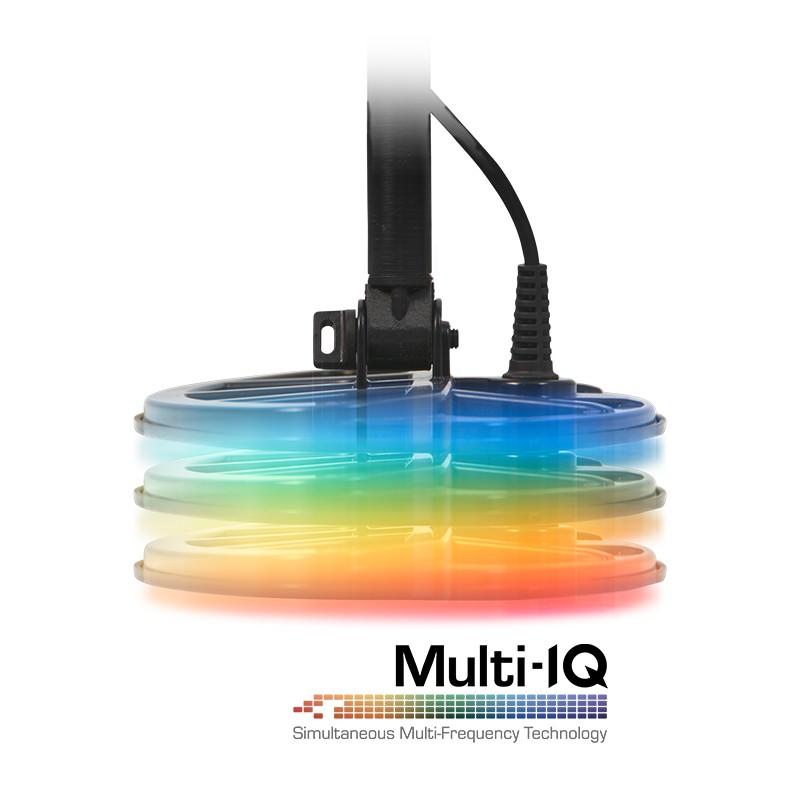 detector de metales multifrecuencia
