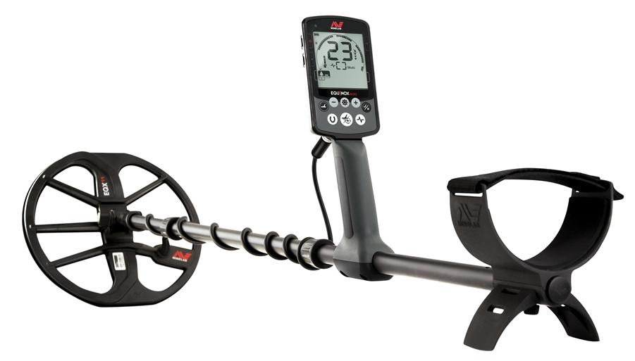 Detector de metales MINELAB EQUINOX 800