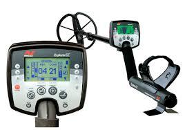 Detector de metales Minelab Explorer SE Pro Kit