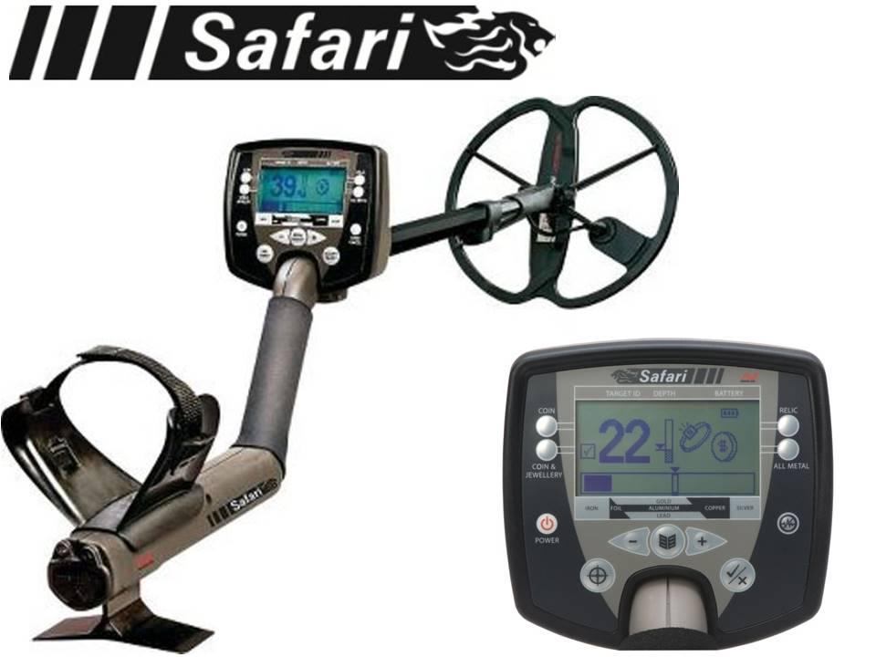Detector de metales Minelab Safari