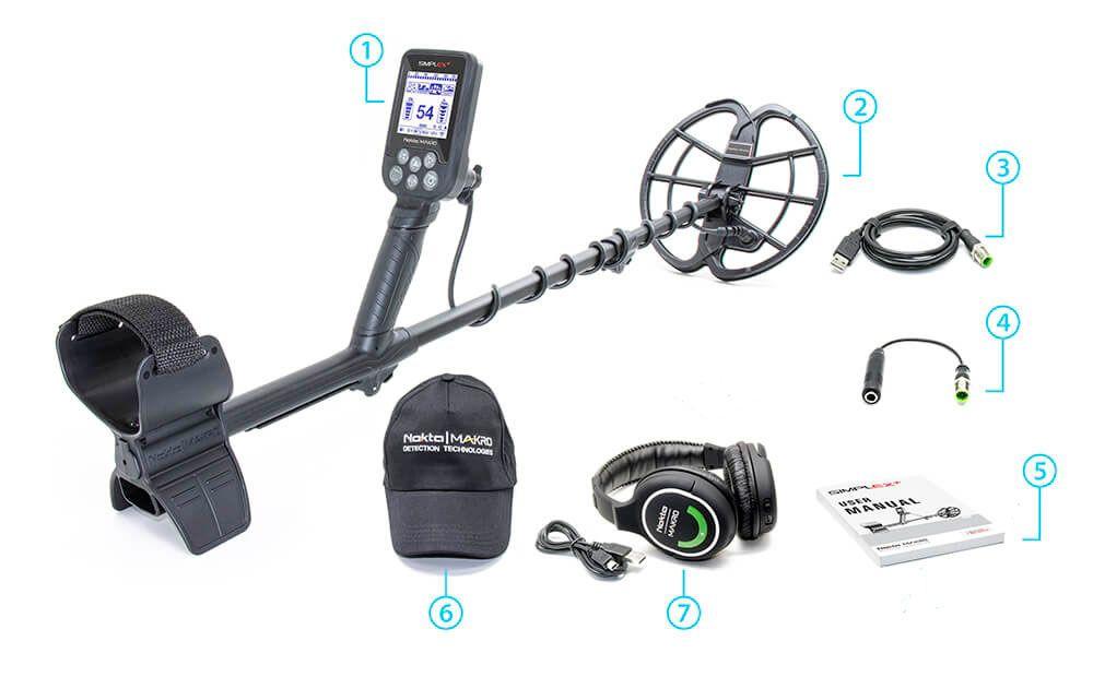 Pack detector Nokta Simplex