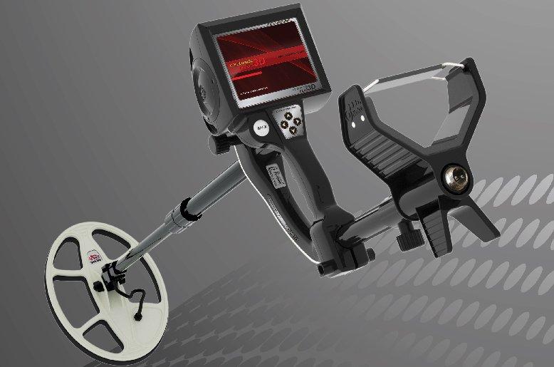 Detector de metales Nokta Golden Gate 3D Plus