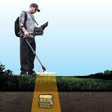 Detector gran profundidad Nokta Golden King DPR Plus