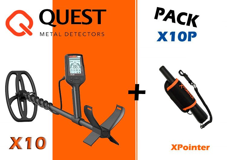 Pack Quest X10 + XPointer