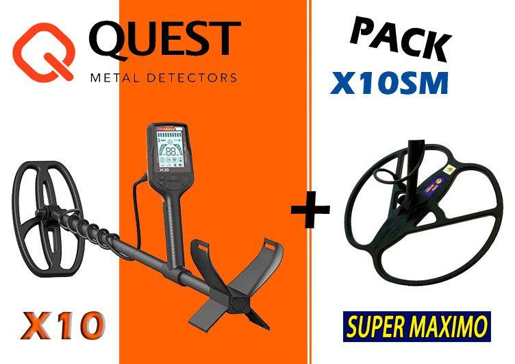 Pack Quest X10 + Bobina Hispania