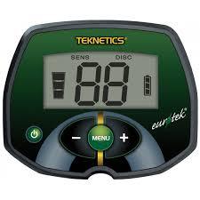 Pantalla detector Teknetics Eurotek