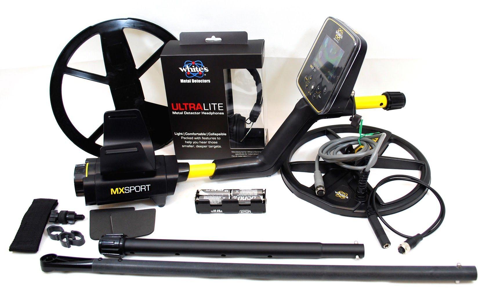 Accesorios detector sumergible MX Sport