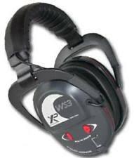 AURICULARES WS3 para detectores de metales XP